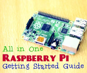 All-in-One Raspberry Pi Getting Started Guide