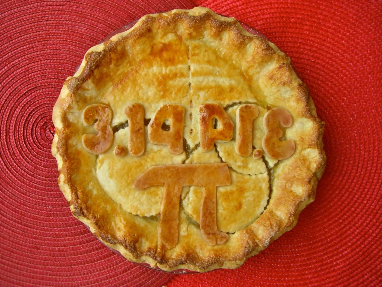 (Pi)neapple Delight Pie