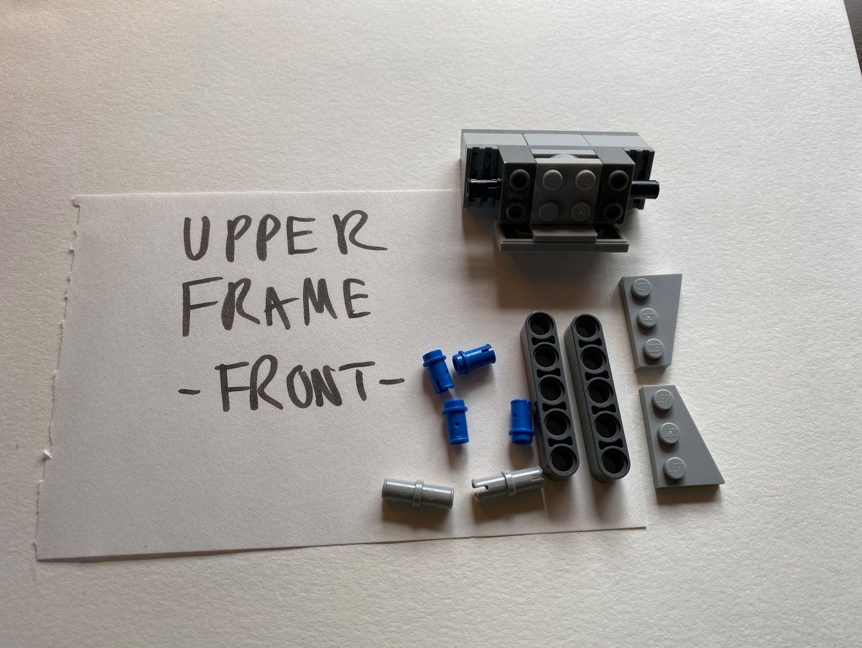Upper Frame: Front