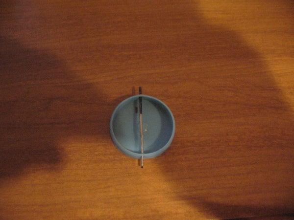 Simple Homemade Compass.