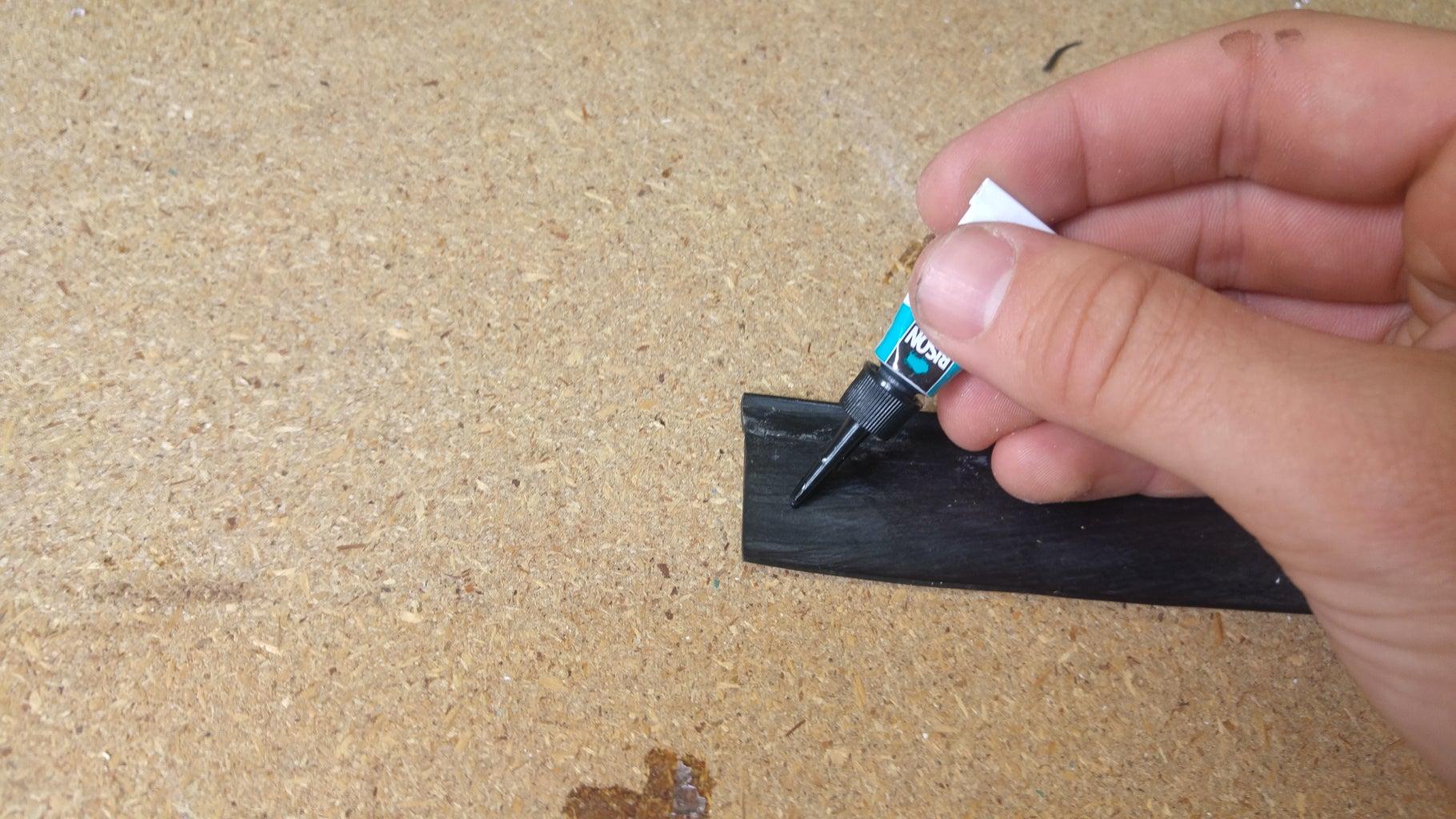 Finishing the Lamp Base Socket