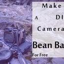 DIY Camera Bean Bag