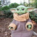 Baby Yoda Art Doll Tutorial