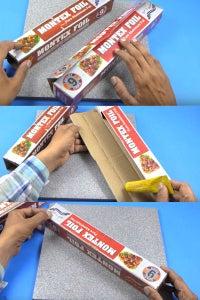 Let's Take Aluminum Foil Cardboard Boxes!