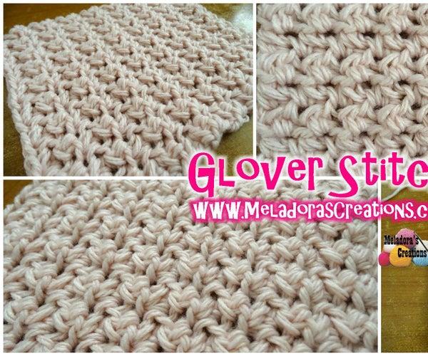 Glover Stitch – Free Crochet Pattern