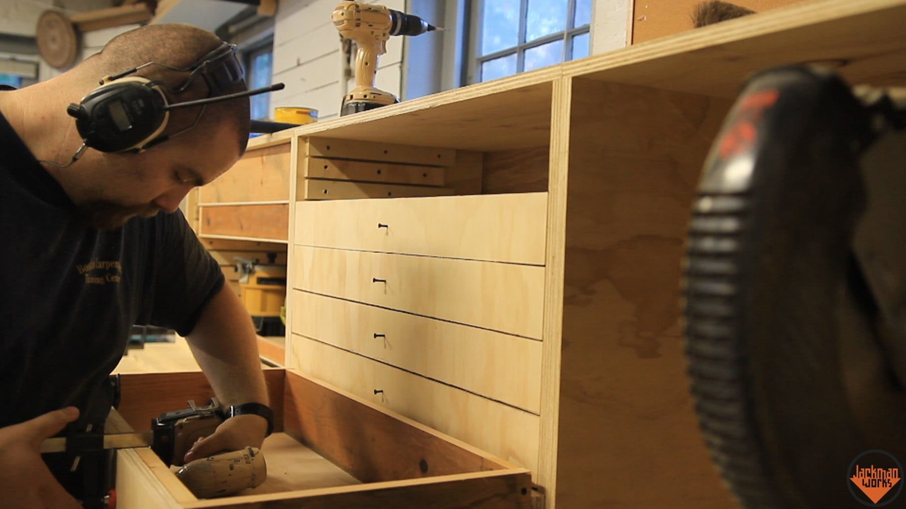 Drawer Faces and Pulls