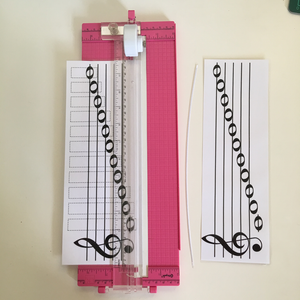 Print, Laminate and Cut Templates