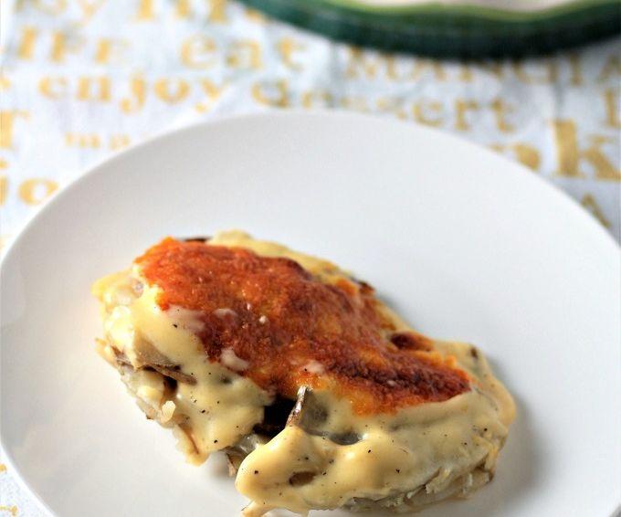 Cheesy Scalloped Potatoes