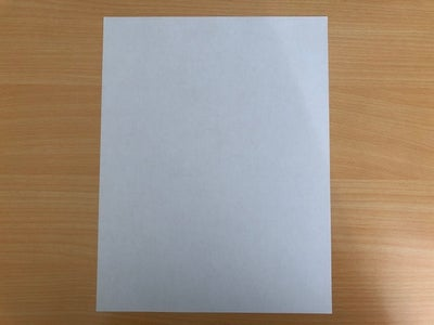 Start With a Single Piece of Paper