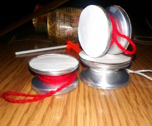 Make a Yo-Yo Out of Trash