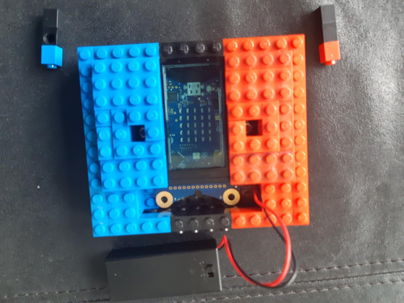 Put the Calliope Into the Lego Case and Add a Cover
