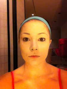 How to Create a Lichenstein Painting on Your Face!