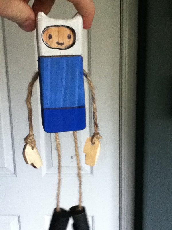 Wooden Finn