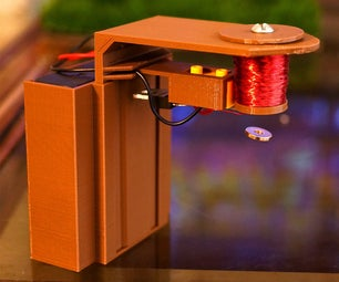3D Printed Magnetic Levitation!