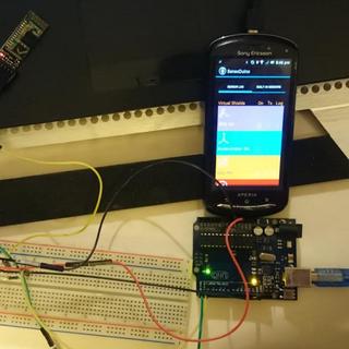 SensoDuino: Turn Your Android Phone Into a Wireless Sensors Hub for Arduino