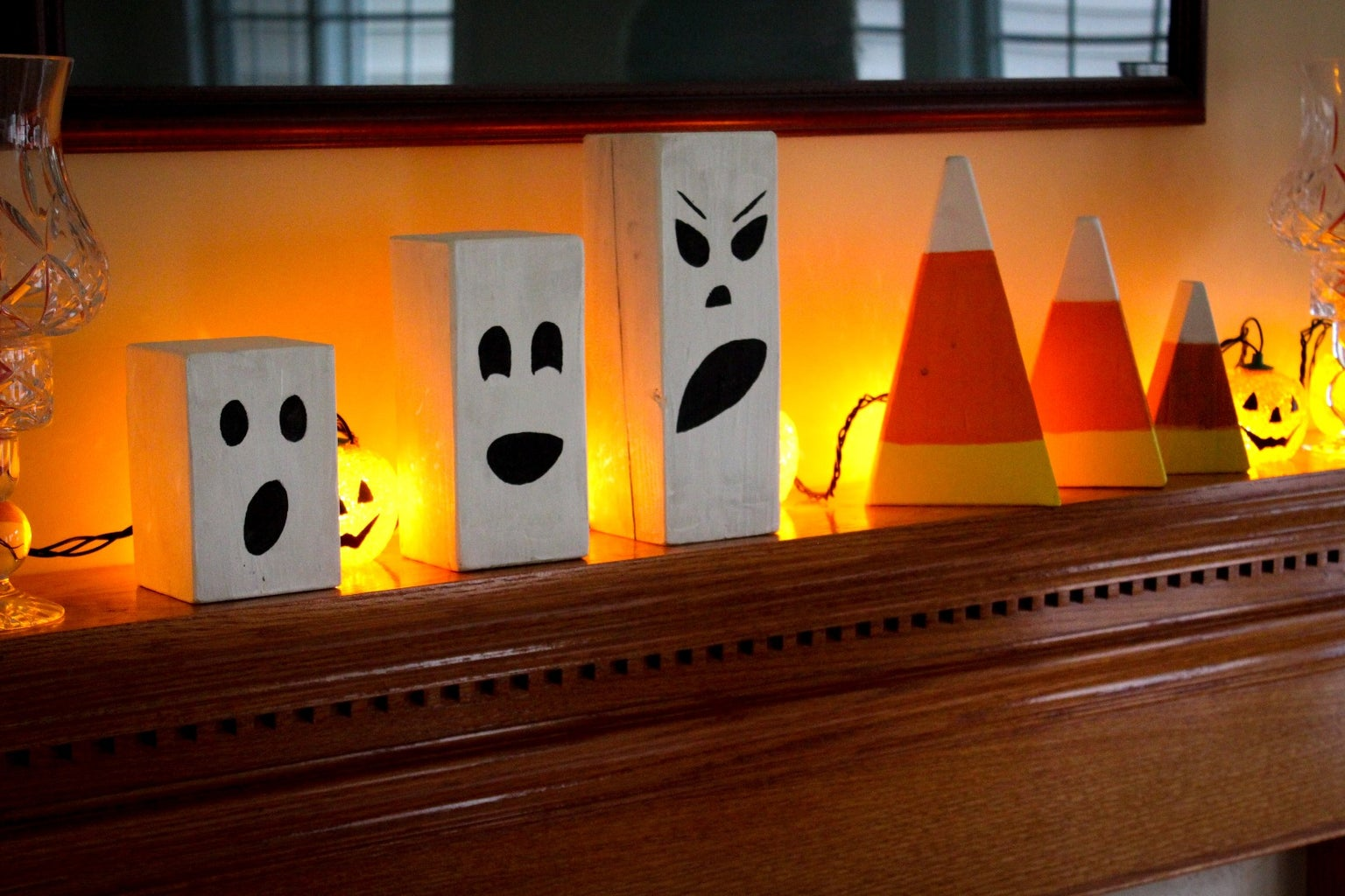 Three Simple Halloween Projects