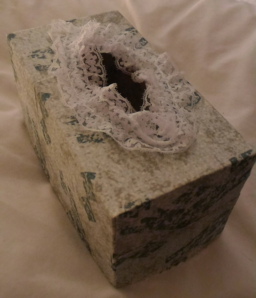 How to Make a TissueBox Cover