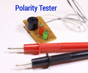 How to Make Polarity Tester Circuit