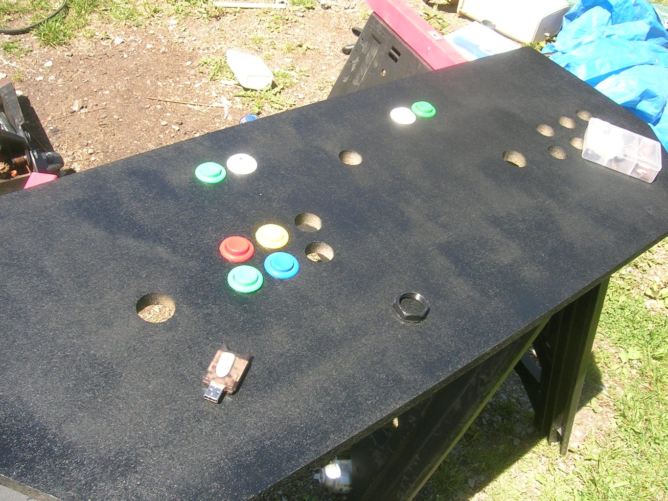 The Play Field