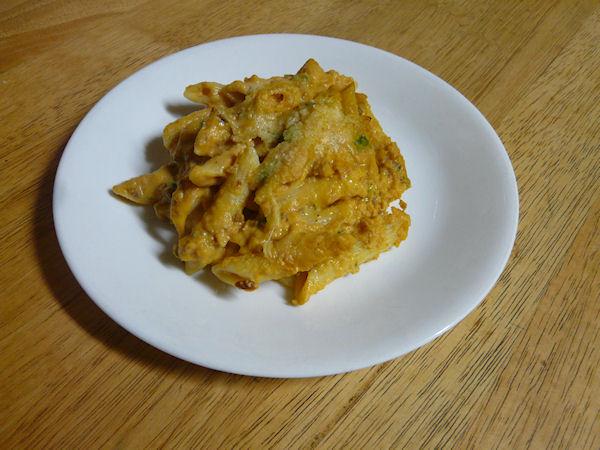 Creamy Pumpkin Mac 'n Cheese