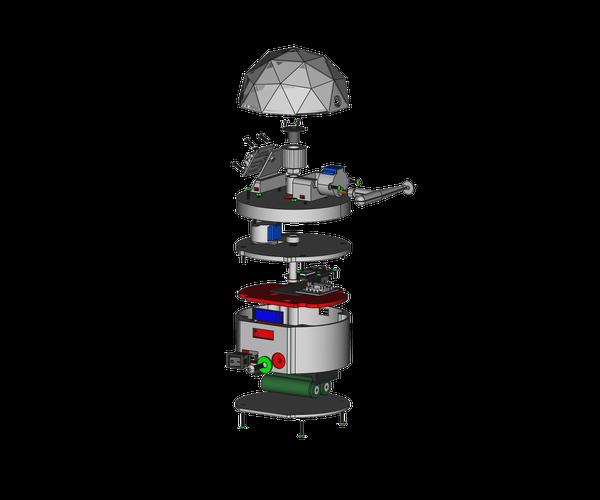 International Space Station Tracker