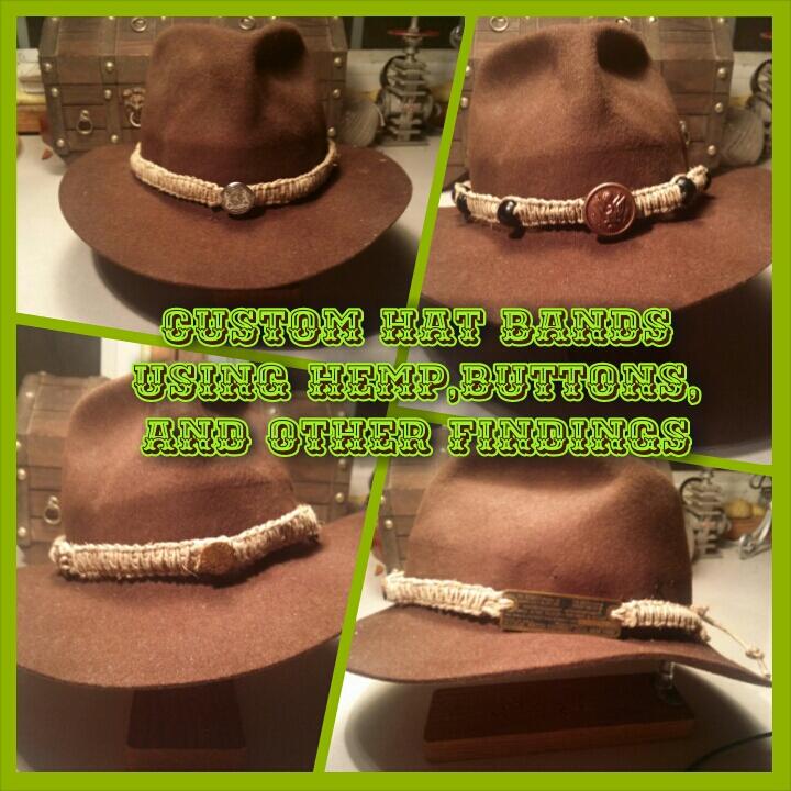 Custom Hat Bands