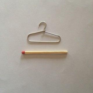 Tiny Clothes Hanger