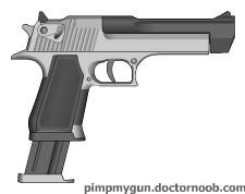 """Guns I Made From """"Pimpmygun.com"""""""