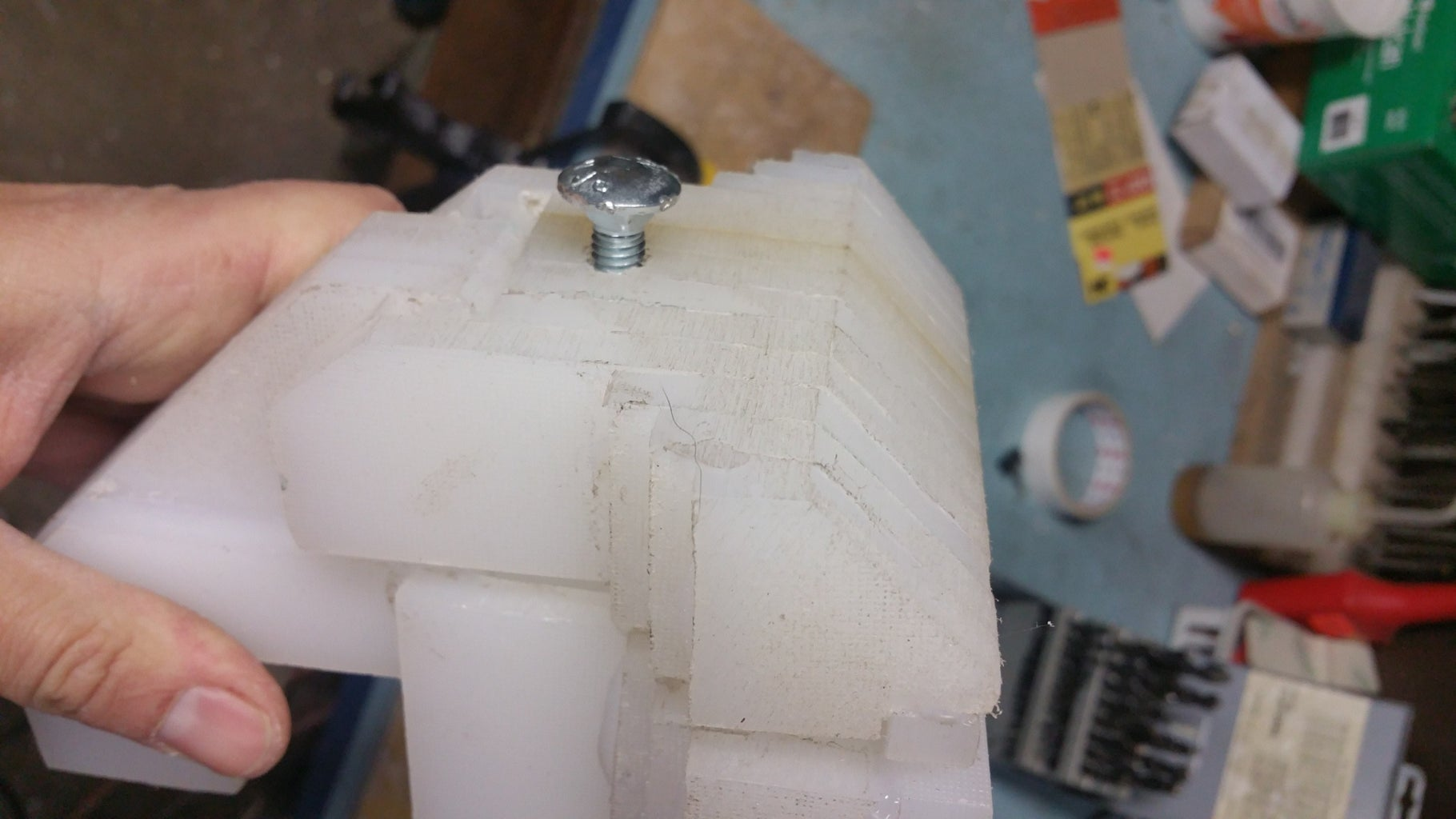 Threaded Hardware (Jaw Screw)