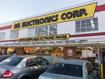 All Electronics (allelectronics.com)