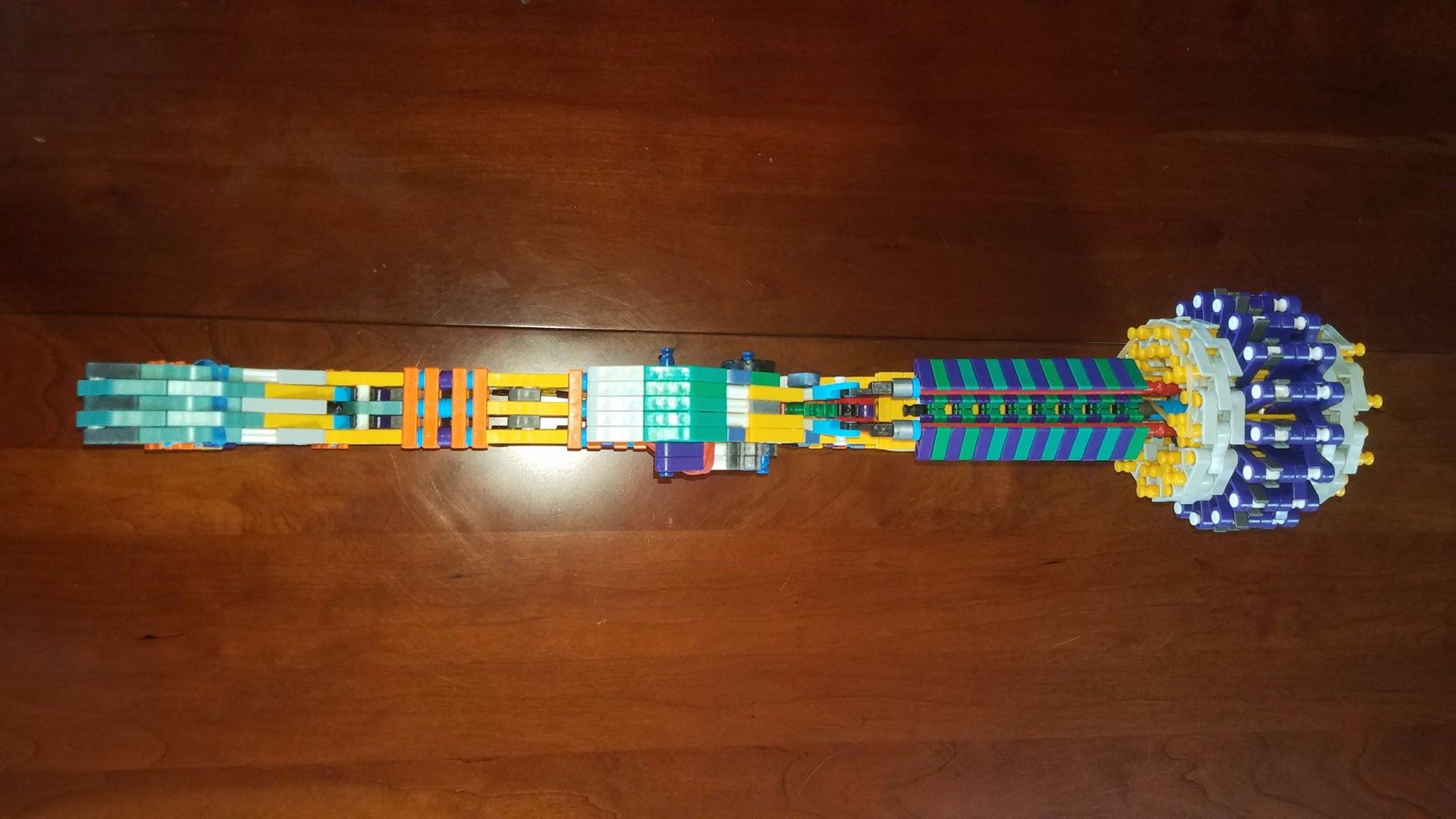 Awesomestpower's Knex Gun: TR-18 Auto. Grand Bessy 2.0