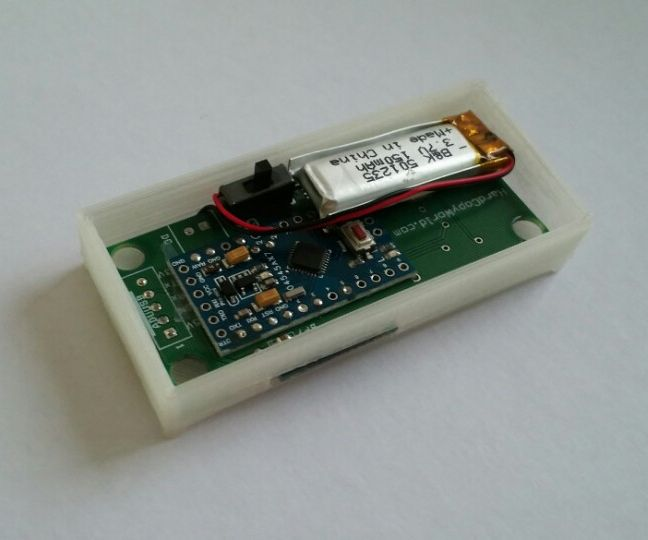 Make your own activity tracker
