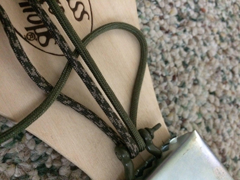 Basic Cobra Knot