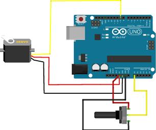 How to Control Servo Motor Using Arduino