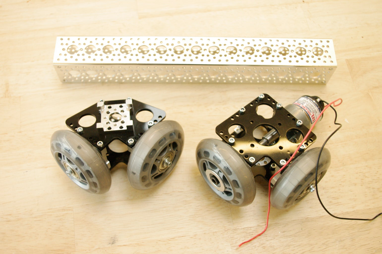 Wheel Channels