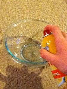 Step 2: Coating the Bowl