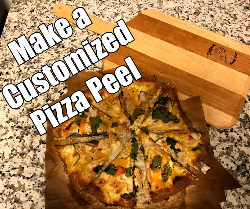 Make a Custom Pizza Peel