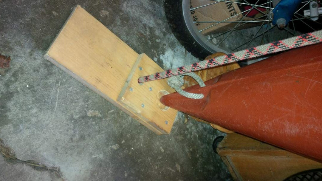 Cut Two Boards, Drill Some Holes