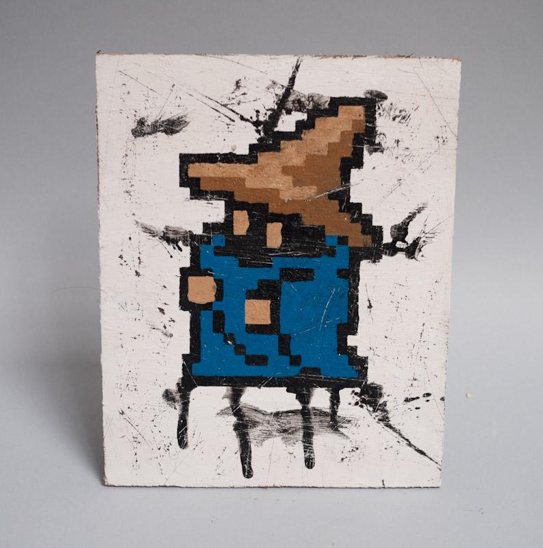 Multi-Layer 8-bit Stencils