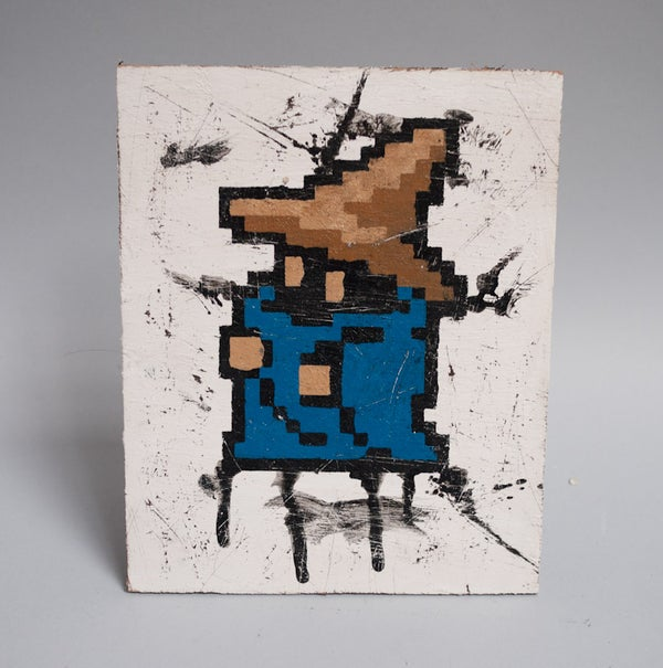 Multi-Layer 8-bit Stencils
