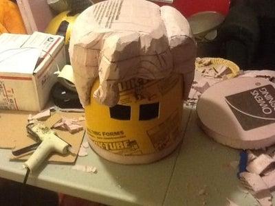Sculpting Head
