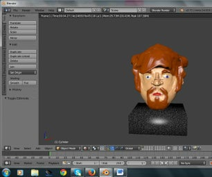 How to Model a Human Head in Blender (without Make Human)