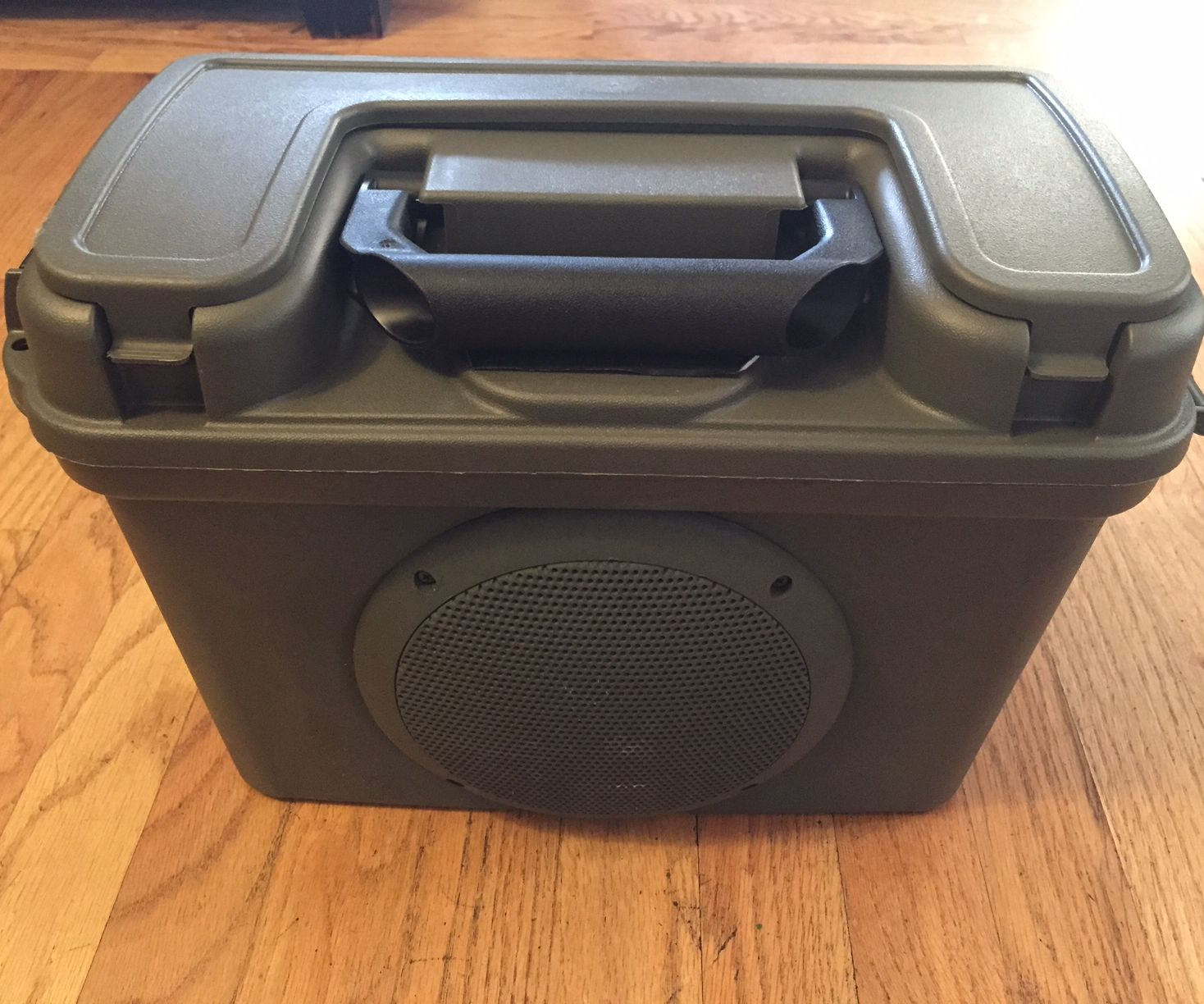 Ammo Box Waterproof Stereo