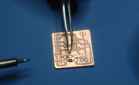 Soldering and Testing
