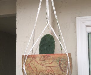 Recycled Plastic - Pot Holder