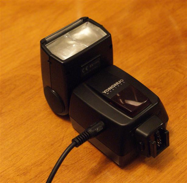 Add an External Trigger Port to your Camera Flash