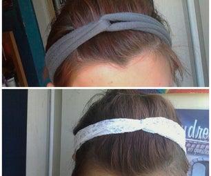 Simple Headband in 10 Seconds!