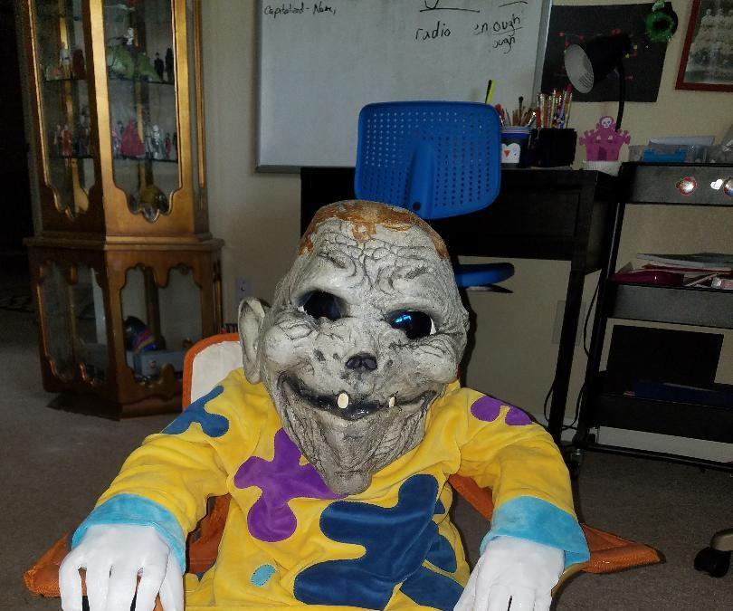 Halloween Goblin Kid Size Prop