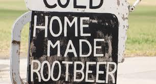 Homemade Root Beer