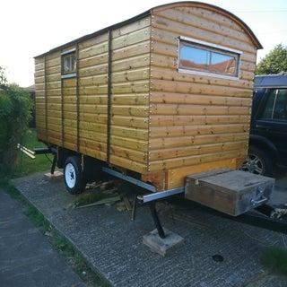 Building a Gypsy Wagon